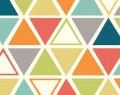 KNIT Organic Cotton Fabric-Birch- SERENGETI- Right Angle- Great Shipping Rates