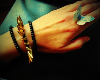 Spike Staking Bracelet