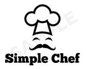 Premade Logo Design - Chef logo #2
