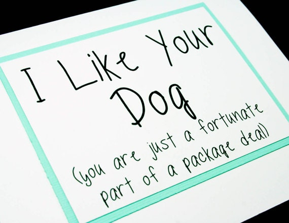 funny dog valentines