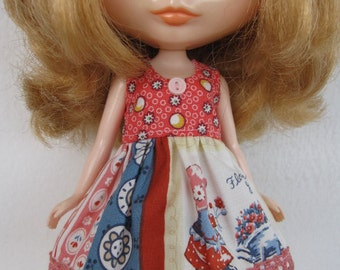 Pinku Dress for Blythe doll
