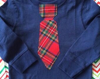 Tie T-shirt