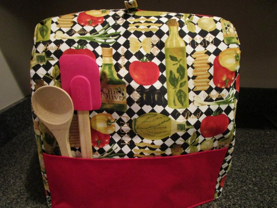 kitchenaid mixer cover fits classic and artisan / 4 and 5