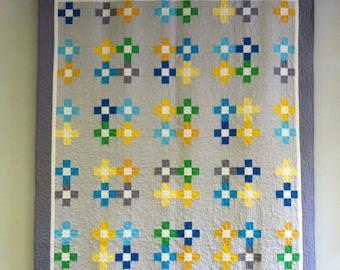 Daisy Field Pattern