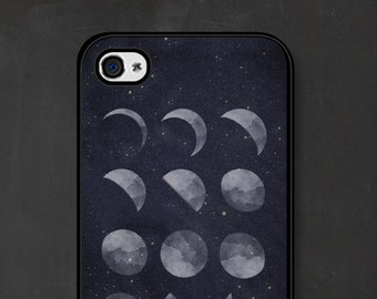 Mens iPhone 6 Case Moon iPhone 6s Case Samsung Galaxy S6 Case iPhone 6s Plus Case iPhone 5s Case Moon Phase iPhone 5 Case iPhone 6 Plus Case