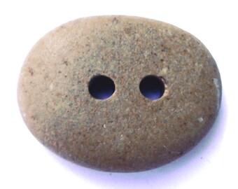 Beach rock  Button supplies. Mediterranean sea pebble by Oceangifts