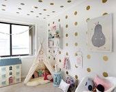 Vinyl Wall Sticker Decal Art - Polka Dots
