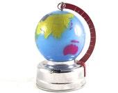 Vintage Miniature Globe Lantern Light