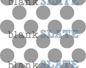 Polka Dot Stencil - 18x18