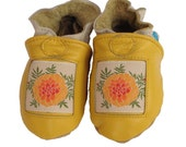 Marigold (baby shoes in all-leather)