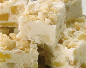 1 1/4 pounds Pina Colada fudge