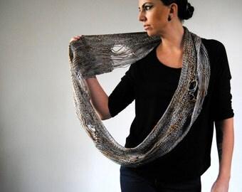 MAR Cowl Knitting Pattern PDF
