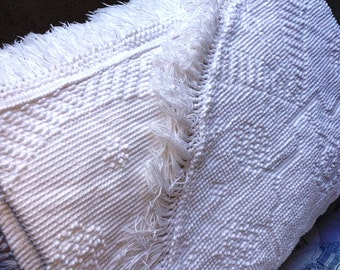 Bates Chenille bed cover