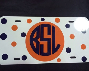 Personalized car decal