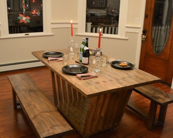 Dining Room Tables Reclaimed Wood
