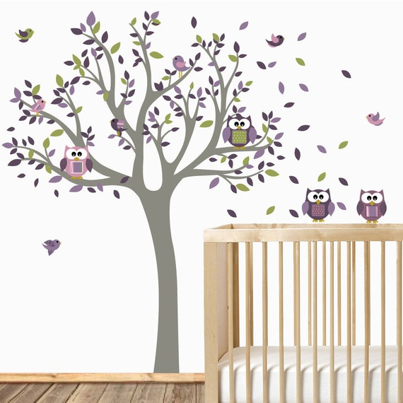 Wall Decal, Nursery Wall Decal, Nursery Decal, Wall Decal, Vinyl Wall Decal