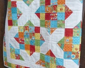 PDF Quilt Pattern for Jelly Rolls - Baby Lap Twin Queen King sizes - Sunny Days