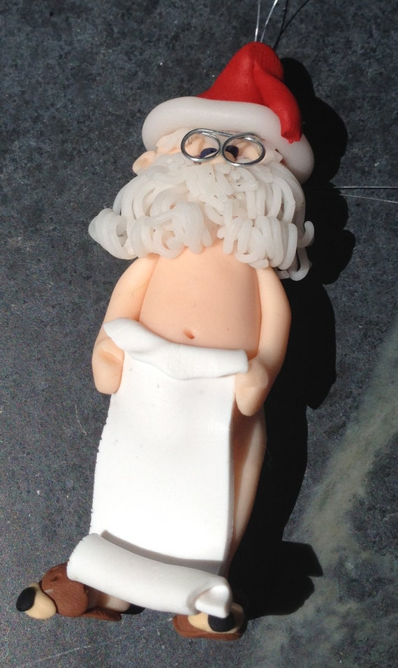Sexy christmas elf sits on santa039s face 4