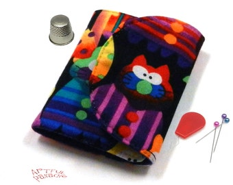 CLOSEOUT - Sewing Needle Case / Sewing Needle Book #622