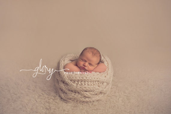 Knitting Photography Props : Knit basket newborn photo prop by landyknits on etsy
