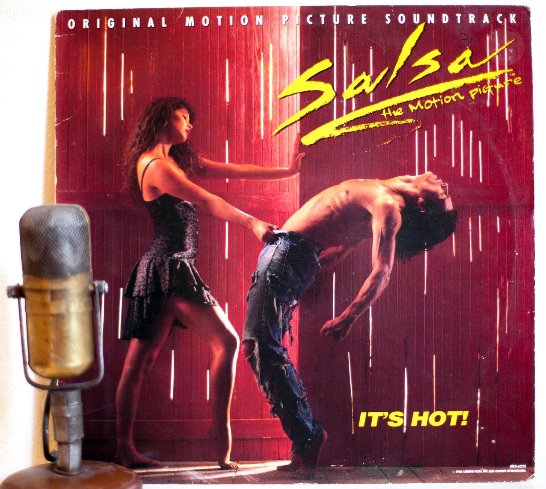 Salsa Vinyl Lp Record Album Vintage 1980s Salsa Dancing