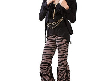 super sale gypsy pixie Zebra Pant