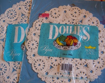 royal lace paper doilies