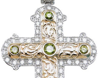 cross necklace cross pendant