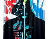 Home Decor Darth Vader pop art curtains
