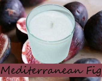 Mediterranean Fig Scented Candle in Tumbler 13 oz