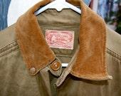 Fabulous vintage hunting shooting jacket by Bob Allen Sportwear