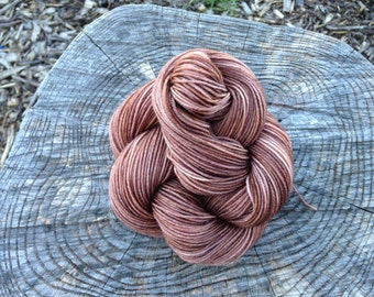 READY TO SHIP Walk in the Woods Half Pint Sock 75/25% Superwash Merino Nylon Blend Hand Dyed Sock Yarn 50gr