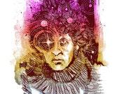 Time Lord (High Quality Digital Print)