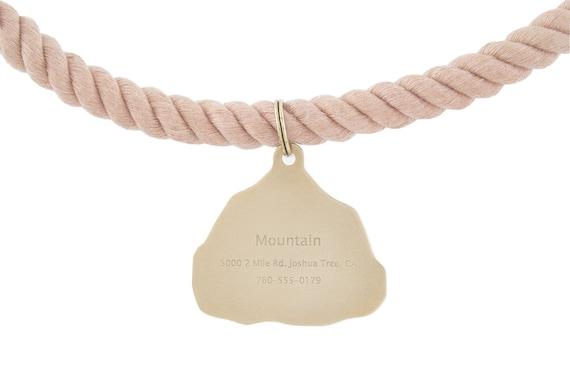 Pet tags ,Mountain