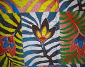 Designer Fabrics By The Yard For Clothing Tribal African fabric per