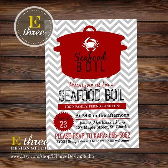 Shrimp Boil Flyer | www.imgkid.com - The Image Kid Has It!
