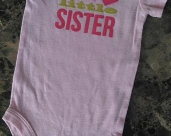 Little Sister infant creeper