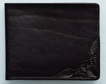 Leather Wallet / Slimline / ID Section