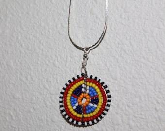 New Maasai jewelry necklace pendant