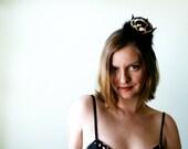 SALE - Mini Royal Crown on a Headband - Birthday-Bachelorette-Celebration-Queen of Hearts