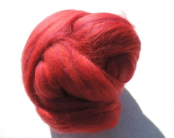 Ashland bay Color Fusion Merino 19 Micron 4 Ounces Beautiful And Soft This Color Is Cardinal