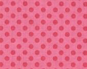 Custom dot ruffle pants pink on pink (Jeramie Brown)