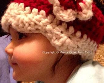 Crocheted Cassandra Hat