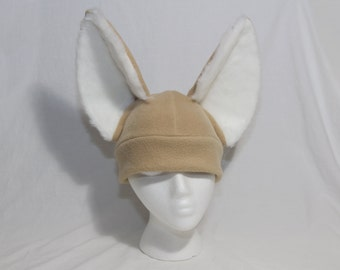 Furry Fennec Fox Hat