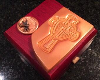 Cross Cherry Box