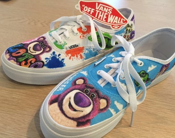 Vans For Kids Toy Story