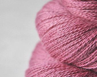 Hard candy  - BabyAlpaca/Silk Lace Yarn