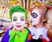 Suicide Squad Harley Quinn Tutu Dress by Atutudes Batman Joker Harlequin Gotham Arkham Asylum DC Villain