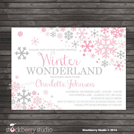 winter wonderland baby shower invitation baby it 39 s cold outside