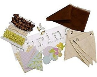 Spring Canvas Banner Kit